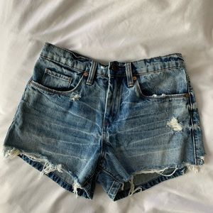 Nordstrom/ Blank NYC /The Barrow Shorts/ high rise